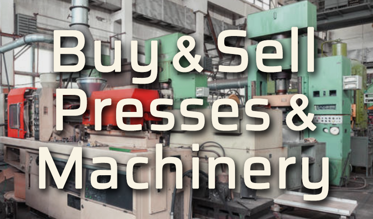Buy or Sell Presses & Machinery