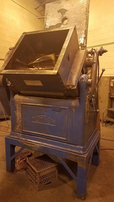 Morton 50 Gallon Double Arm Sigma Mixer Dpm 2031