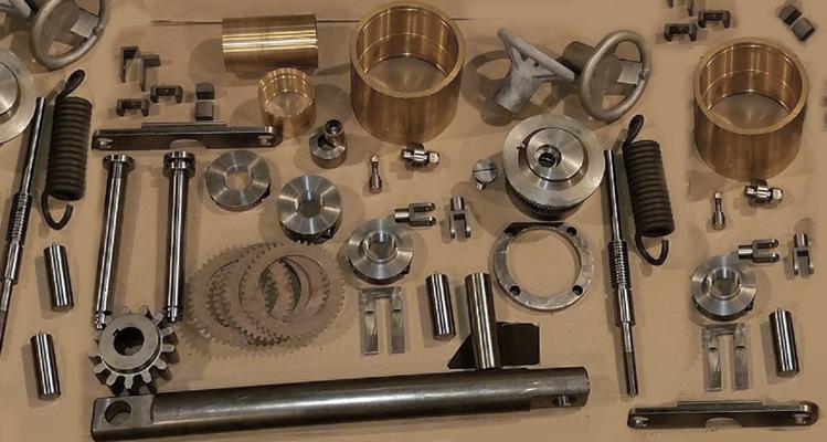 Stokes Parts